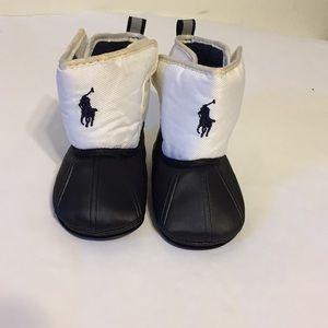Polo Ralph Lauren Toddler Boots